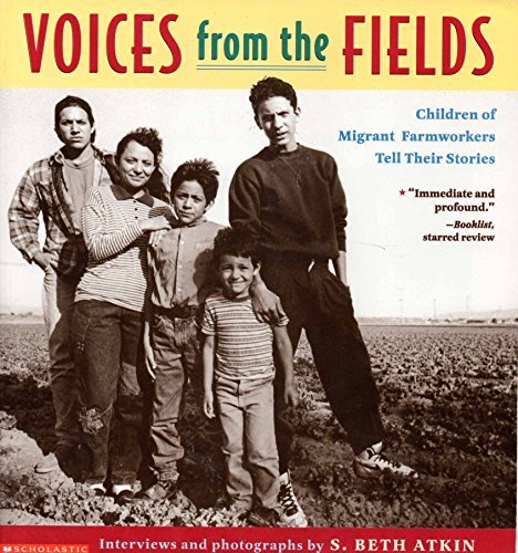 9780439270540: Voices From the Fields: Children of Migrant Farmworkers Tell Their Stories