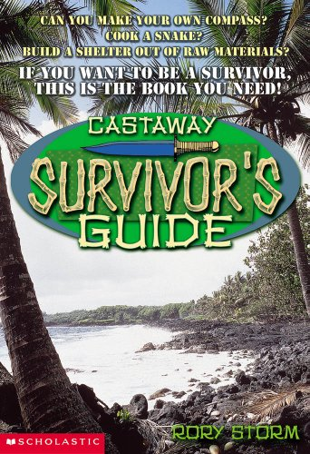 9780439270557: Castaway: The Survival Guide