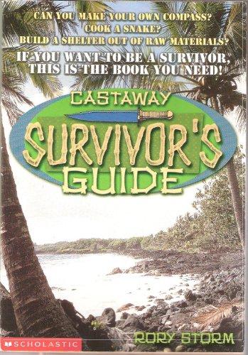 9780439271516: Castaway survivor's guide