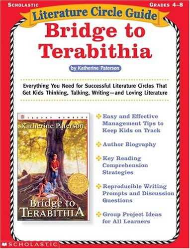 Literature Circle Guide: Bridge to Terabithia: Everything: McCarthy, Tara