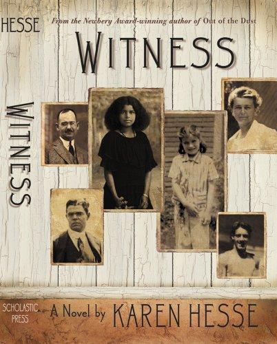 9780439271998: Witness