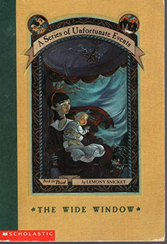 9780439272629: Wide Window, The : A Series of Unfortunate Events (Volume 3)