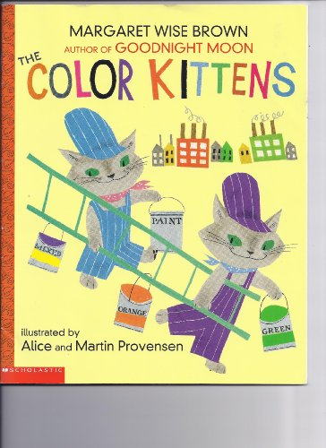 9780439273046: The Color Kittens