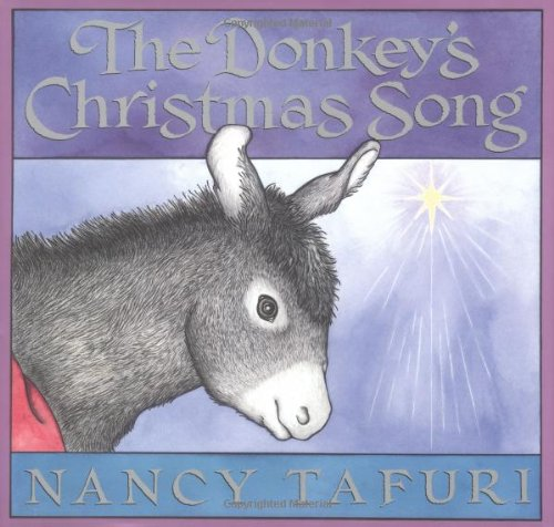 9780439273138: The Donkey's Christmas Song