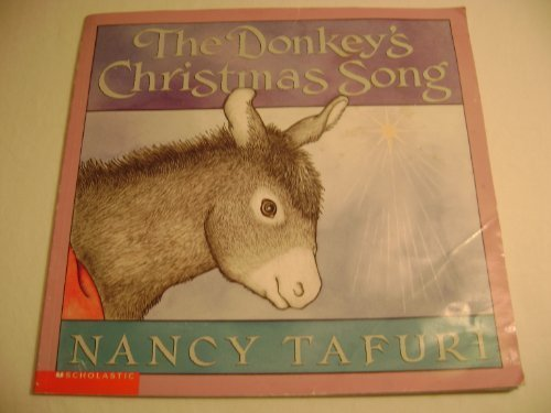 9780439273145: The Donkey's Christmas Song