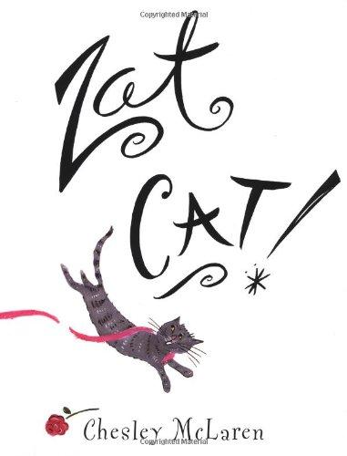 9780439273169: Zat Cat! A Haute Couture Tail