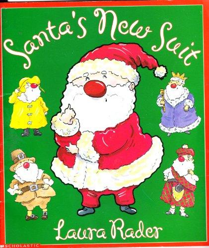 9780439276207: Santa's new suit