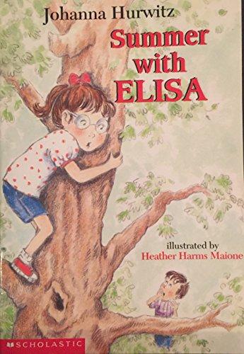 9780439280297: Summer with Elisa