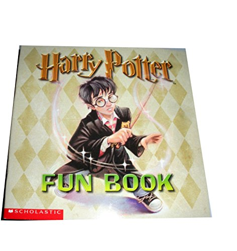 9780439282796: Harry Potter Fun Book