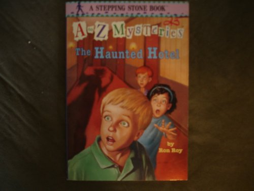 9780439283014: The haunted hotel (A to Z mysteries)