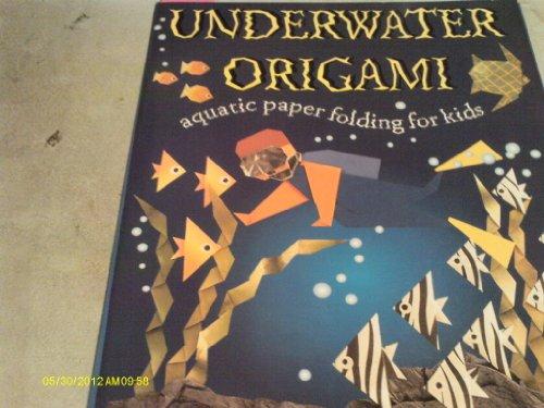 9780439283052: Underwater Origami: Aquatic Paper Folding for Kids