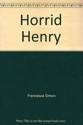 9780439283151: Title: Horrid Henry