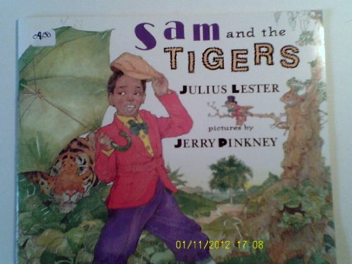 9780439283229: Sam and the Tigers : A New Telling of Little Black Sambo