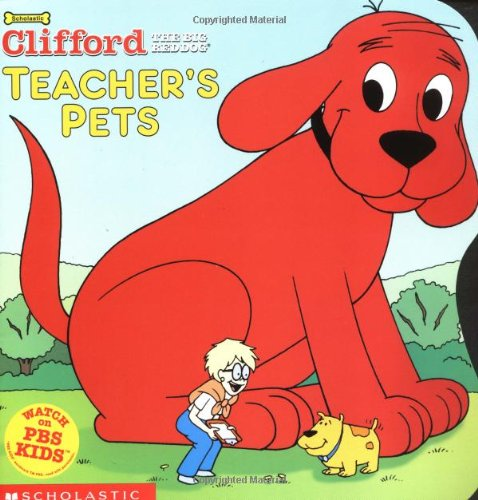 9780439283366: Clifford's Teacher's Pets