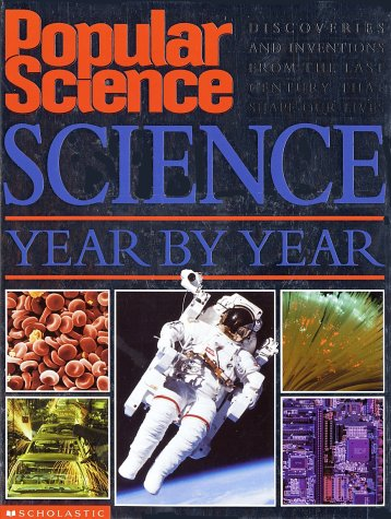 9780439284387: Science Year By Year (Popular Science)