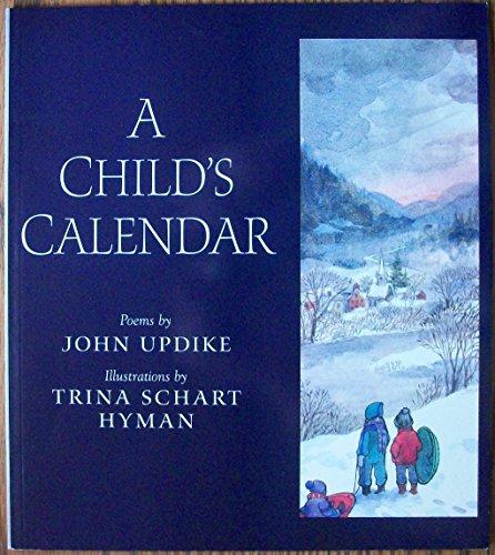 9780439284943: A Child's Calendar