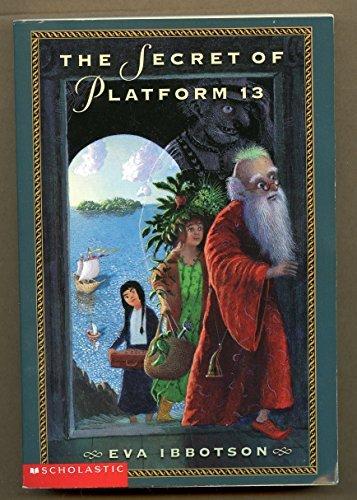 9780439285124: The secret of platform 13