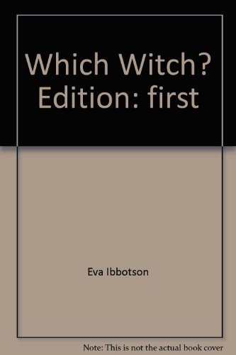 9780439285186: Which Witch?
