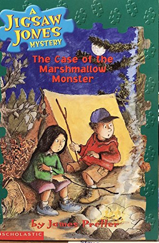 9780439285902: The Case of the Marshmallow Monster (A Jigsaw Jones Mystery, 11)