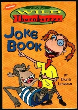 9780439286008: The Wild Thornberrys Joke Book