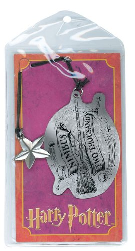 Harry Potter Nimbus Two Thousand Collectible Bookmark (Harry Potter): Scholastic Inc.