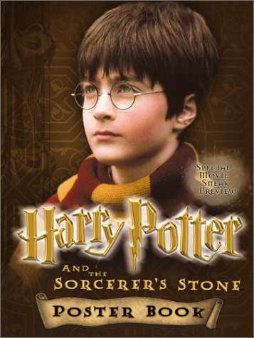 Harry Potter and the Sorcerer's Stone Poster Book: Special Movie Sneak Preview