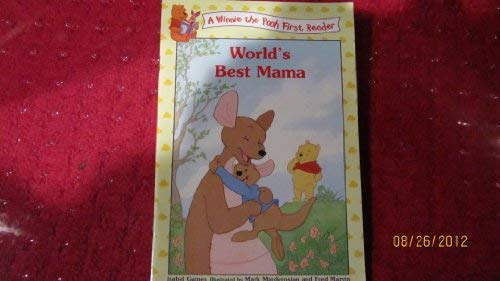 9780439287098: World's Best Mama (A Winnie the Pooh First Reader)
