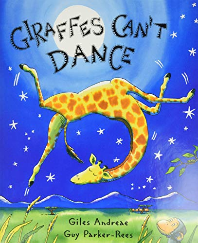 9780439287197: Giraffes Can't Dance