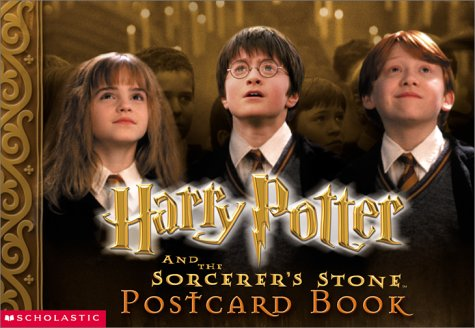 Harry Potter and the Sorcerer's Stone: Postcard Book