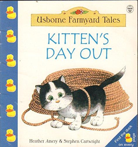 9780439288859: Kitten's Day Out (Usborne Farmyard Tales)