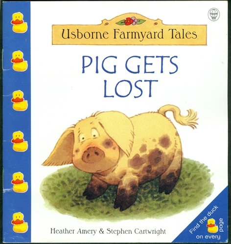9780439288866: Pig Gets Lost