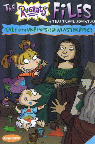 9780439291156: Tale of the Unfinished Masterpiece (The Rugrats Files)