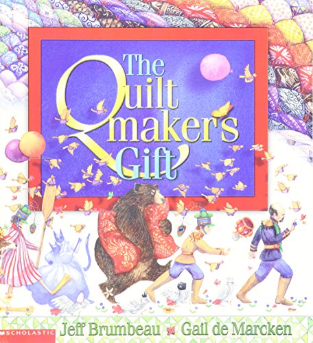 9780439291439: The Quiltmaker's Gift