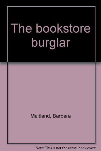 9780439291507: The bookstore burglar