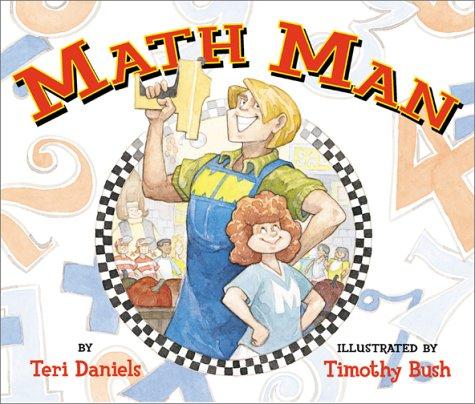 9780439293082: Math Man