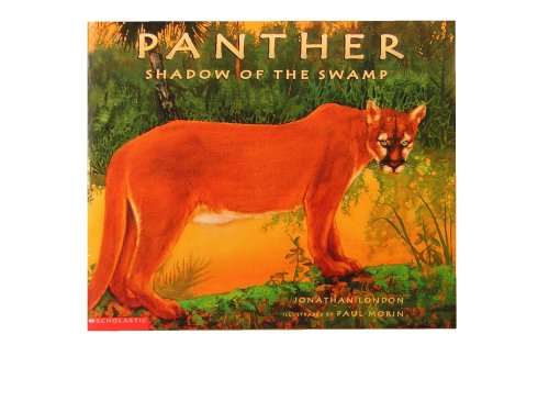 9780439294812: Panther: Shadow of the Swamp