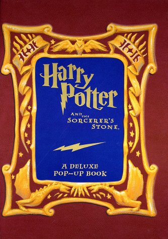 9780439294829: Harry Potter and the Sorcerer's Stone: A Deluxe Pop-Up Book