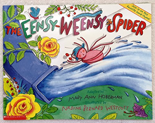 9780439295161: The Eensy-Weensy Spider