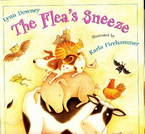 9780439295222: The Flea's Sneeze