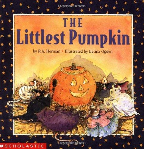 9780439295444: The Littlest Pumpkin