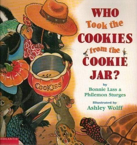 9780439296175: Who Took the Cookies from the Cookie Jar?