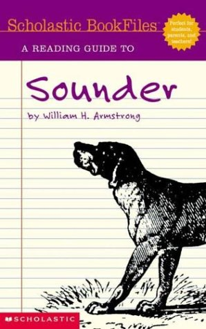 9780439297974: Sounder - Scholastic Bookfiles