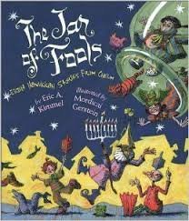 9780439300346: The Jar of Fools: Eight Hanukkah Stories From Chelm