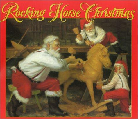 9780439305204: Rocking Horse Christmas