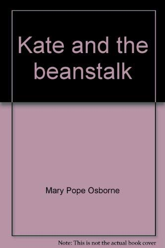 9780439305778: Kate and the Beanstalk