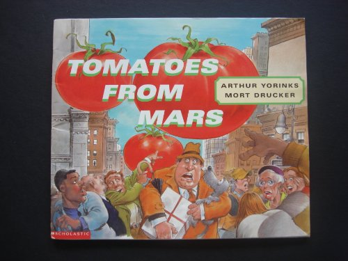 9780439305785: Tomatoes From Mars