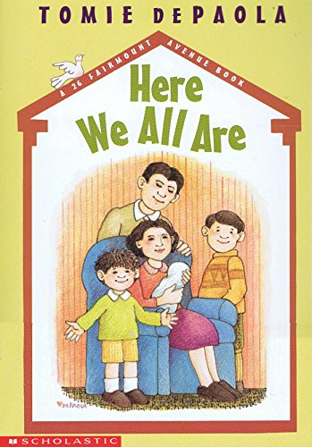 9780439305792: Here we all are (A 26 Fairmount Avenue book)
