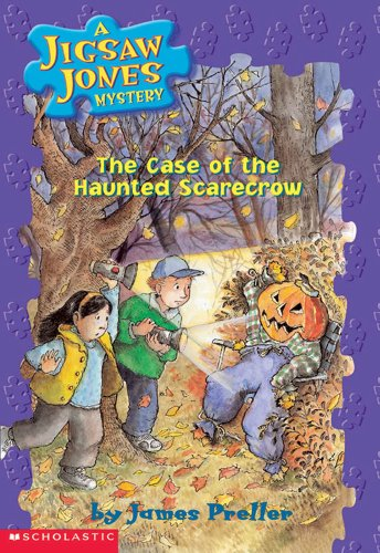 9780439306379: The Case of the Haunted Scarecrow (Jigsaw Jones Mystery, No. 15)