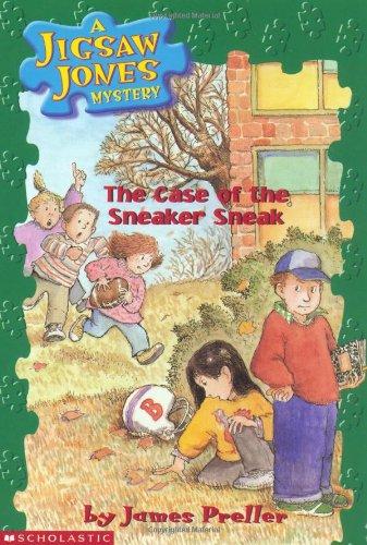 9780439306386: The Case of the Sneaker Sneak (Jigsaw Jones Mystery, No. 16)