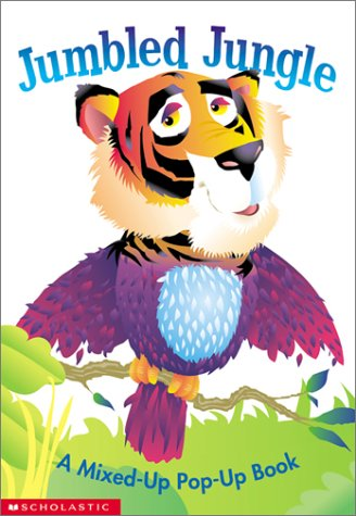 9780439309035: Jumbled Jungle